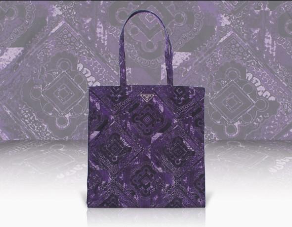 Новые сумки Prada B.Y.O. Изображение № 6.