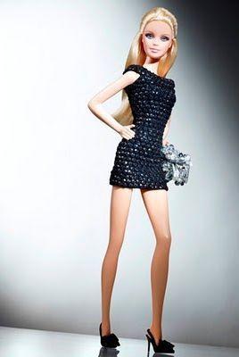 Изображение 9. Самые дизайнерские Барби.. Изображение № 10.