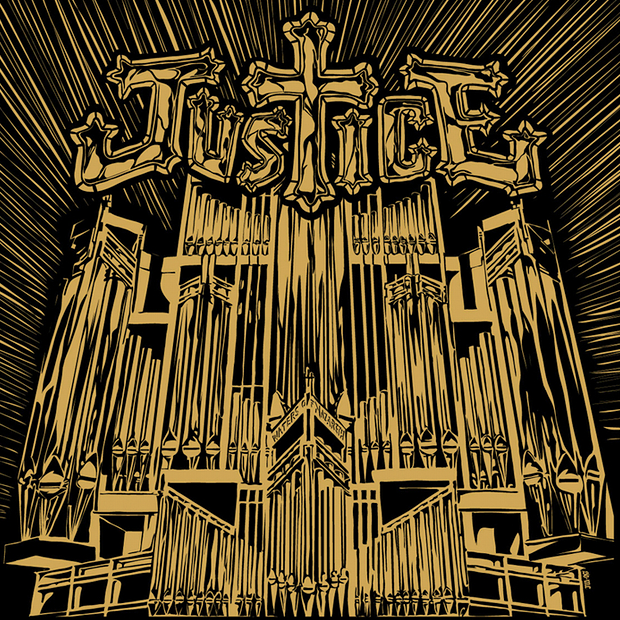Justice — Waters of Nazareth (2005). Изображение № 13.