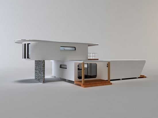 Дома будущего - дизайн, гринпис или архитектура?. Изображение № 10.
