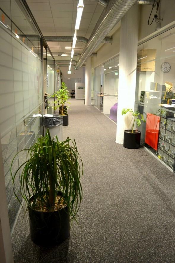 Студия CCP в Рейкьявике, где делают онлайн-игру EVE. Изображение № 7.