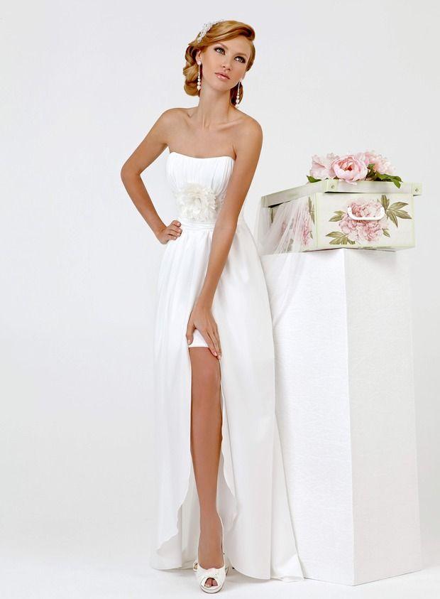 Свадебная Коллекция  от дизайнера Татьяна Каплун-Kookla 2013 ( Simple White ). Изображение №1.