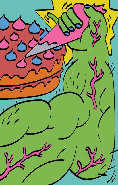 Мэтью Ходсон — человек-лошадь. Изображение № 34.