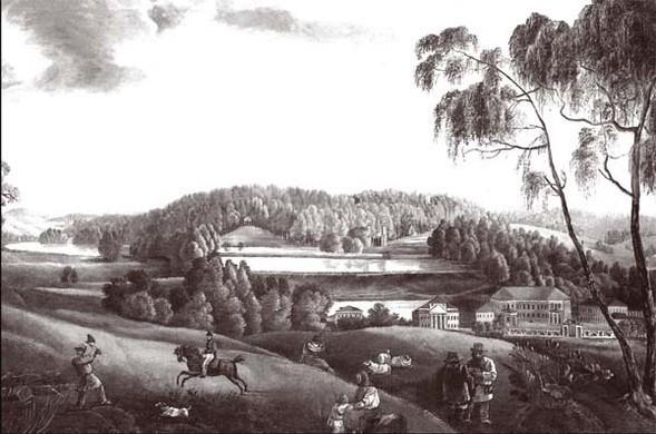 Руины усадьбы «Отрада». Изображение № 3.