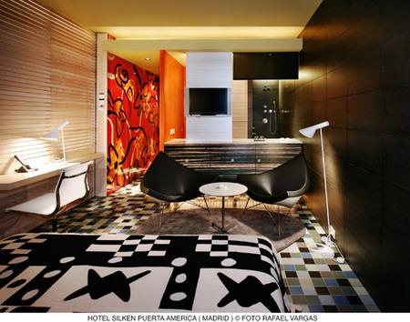 Hotel Puerta America Madrid. Изображение № 21.