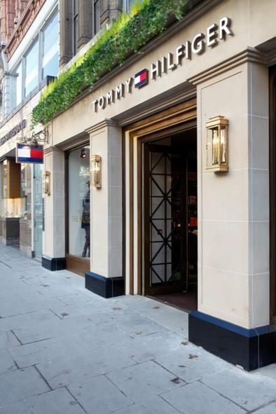 Новый флагманский бутик Tommy Hilfiger в Лондоне. Изображение № 1.