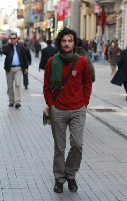 Можно либыть модным, живя вСтамбуле?. Изображение № 21.
