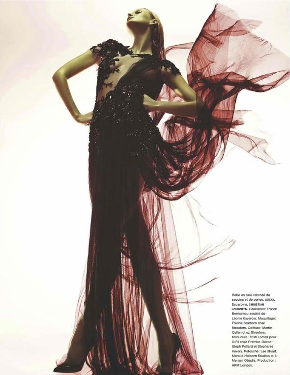 Стоп-кадр: Съемки Love, Vogue, Russh и Numero. Изображение № 36.