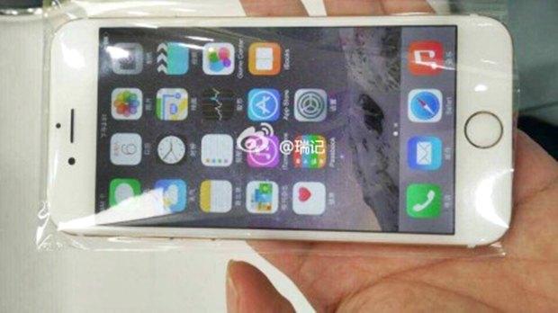 Китайцы выложили видео с работающим и якобы подлинным iPhone 6. Изображение № 4.