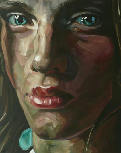 Belinda Eaton. Живые портреты. Изображение № 2.