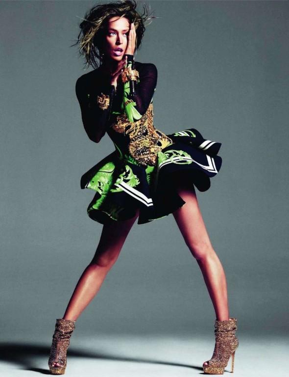 Съёмка: Ракель Зиммерманн для Vogue. Изображение № 1.