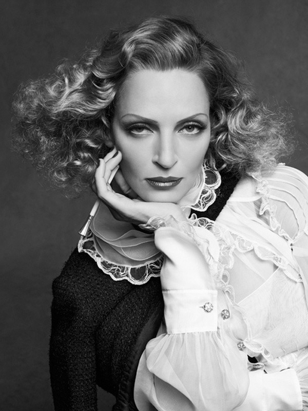 20 октября в Artplay откроется фотовыставка Chanel «Little Black Jacket». Изображение № 17.