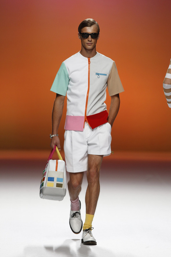Madrid Fashion Week SS 2012: Davidelfin. Изображение № 4.