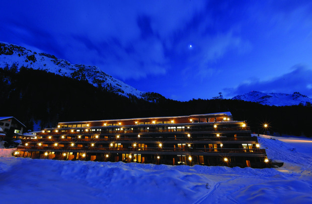 Новые предложения от отеля Nira Alpina, Санкт-Мориц (Швейцария). Изображение № 1.