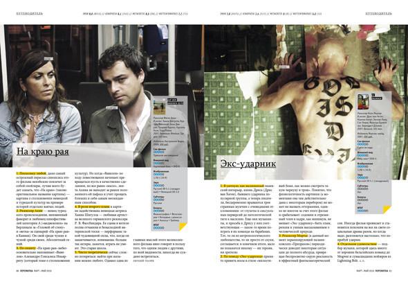Журнал о кино «Перемотка». Номер 3. Изображение № 40.