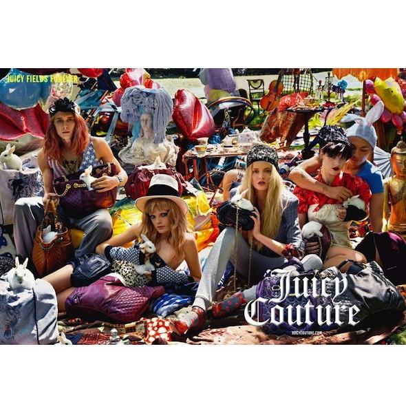 5 новых кампаний: Aldo, Juicy Couture, Missoni и другие. Изображение № 6.