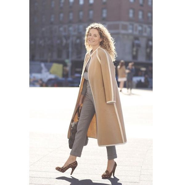 Изображение 18. На полях: 10 тенденций уличного стиля с прошедших недель моды.. Изображение № 18.