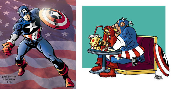 Что случается с супергероями, когда они на пенсии?. Изображение № 15.