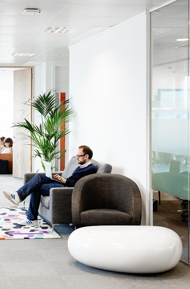 Просторный «зеленый» офис лондонского агентства Flamingo. Изображение № 20.