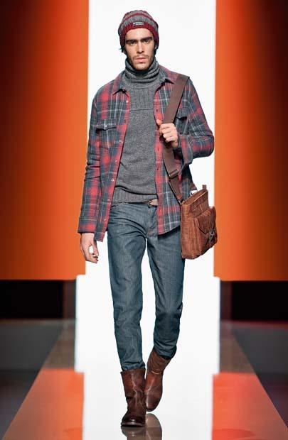 Новости ЦУМа: Коллекция мужской одежды Boss Orange осень-зима 2012-13. Изображение № 5.