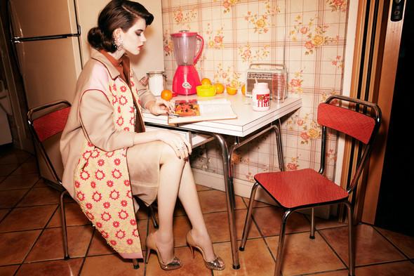 Съёмки: Elle, Vogue и другие. Изображение № 19.