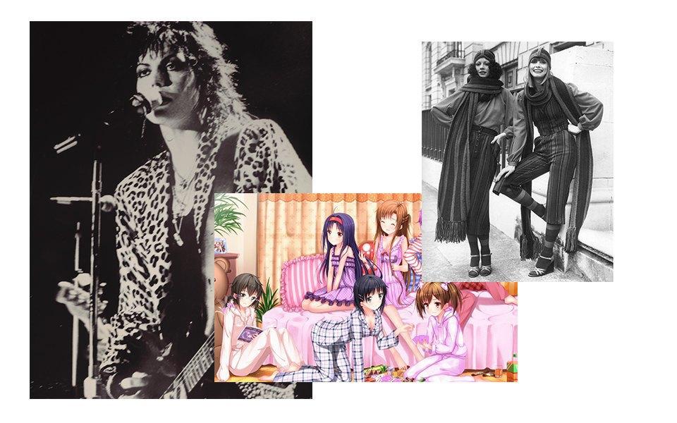 1970-e, Джоан Джетт, пижамные вечеринки. Изображение № 8.