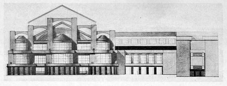 Архитектурные конкурсы 1923–1926 г.вСССР. Изображение № 6.