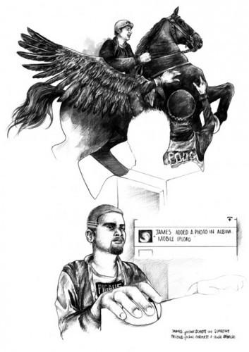 Иллюстрации от Marynn. Изображение № 12.
