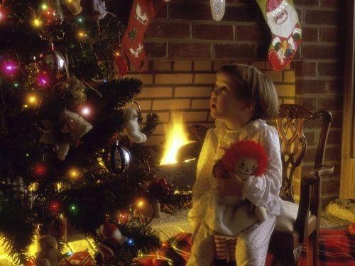 Рождественский дух. Изображение № 5.