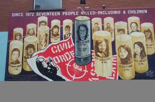 Граффити Ольстера. Изображение № 59.