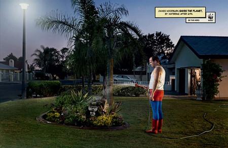 Социальная рекламная кампания фонда дикой природы WWF. Изображение № 3.