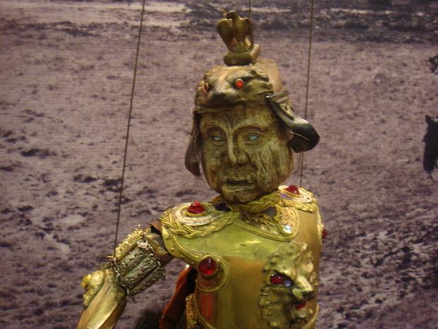 """Куклы из фильма А.Германа """"Трудно быть богом"""". Изображение № 4."""