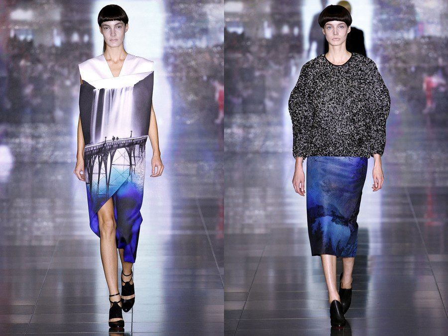 Неделя моды в Лондоне:  Дни 2 и 3. Изображение № 16.