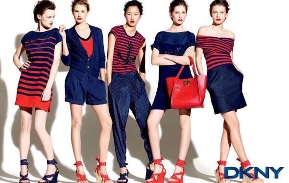 Рекламная кампания DKNY Pre-Fall. Изображение № 1.
