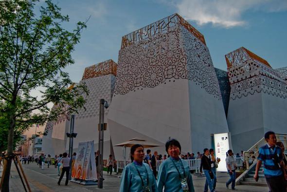 Шанхай Экспо за 2 дня. Изображение № 70.
