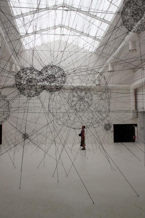 Международная выставка современного исскуства вВенеции. Изображение № 28.