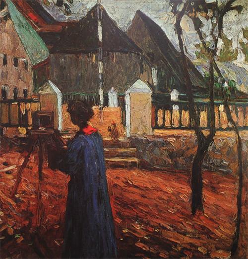 Коллекция работ В.В. Кандинского. Изображение № 66.