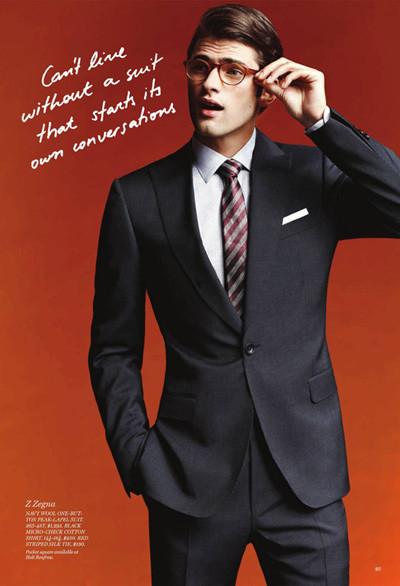 Изображение 4. Рекламные кампании: Topman, Holt Renfrew и H&M.. Изображение № 4.