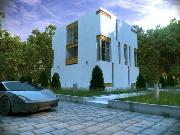 Дом The Cube. Изображение № 2.
