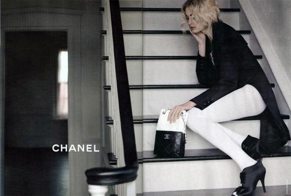 AdCampaign: Chanel SS09. Изображение № 1.