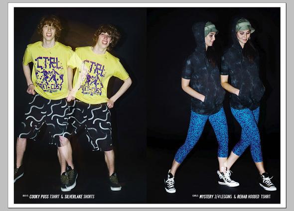 CTRL CLOTHING SPRING 09. Изображение № 11.