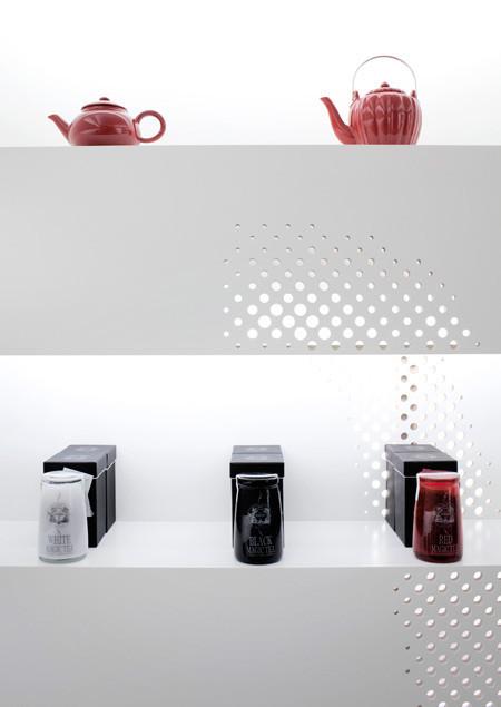 Дизайн чайного магазина отWE Architecture. Изображение № 4.