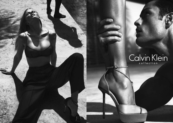 Кампания: Calvin Klein Collection SS 2012. Изображение № 6.