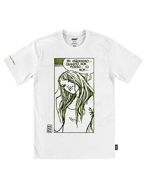 Арт серии футболок Addict. Изображение № 8.