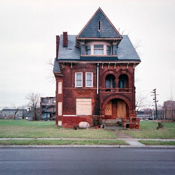 100 заброшенных домов. Изображение № 9.