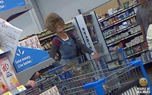 Покупатели Walmart илисмех дослез!. Изображение № 100.