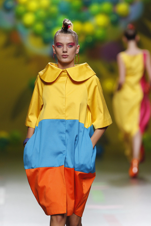Madrid Fashion Week SS 2012: Agatha Ruiz de la Prada. Изображение № 29.
