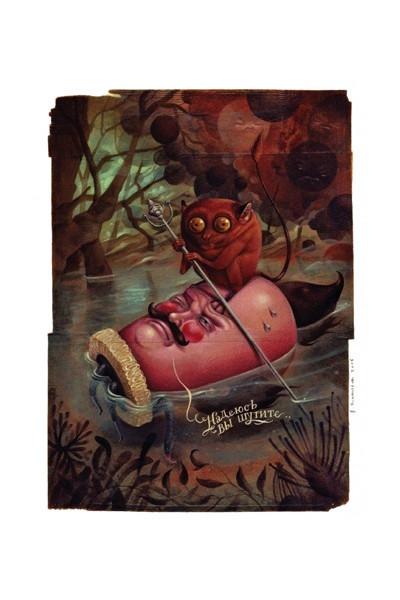 Кукольный сюрреализм Femke Hiemstra. Изображение № 25.