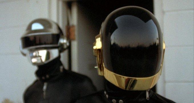 Опубликован бонус-трек с японского релиза альбома Daft Punk. Изображение № 1.