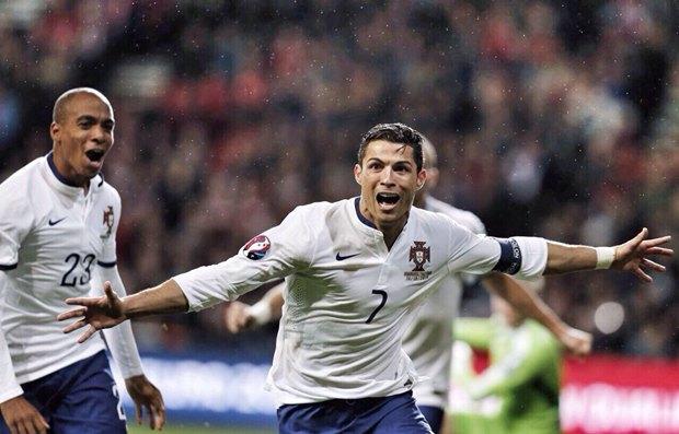 Футболист Роналду стал самым популярным человеком в Facebook. Изображение № 1.